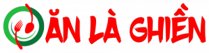 Logo Ăn Là Ghiền